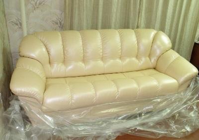 Удаление запаха новой мебели